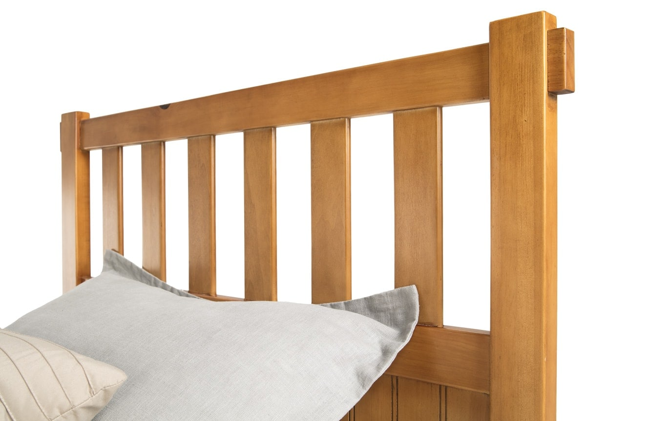 Denver Youth Twin Panel Bed With Storage