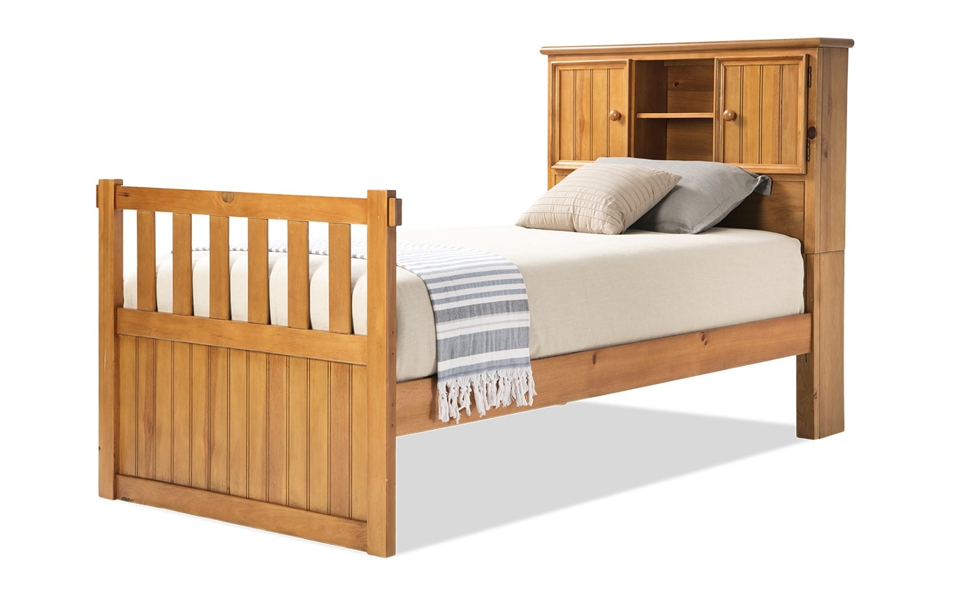Denver Youth Twin Bookcase Bed
