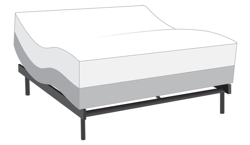 Power Bob Plus with Bob-O-Pedic Refresh Mattress