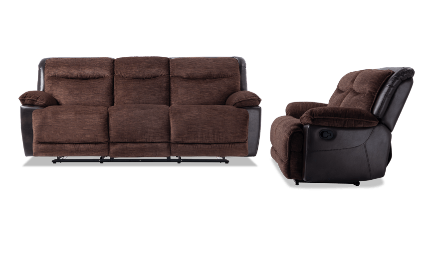 Banner Manual Sofa & Loveseat