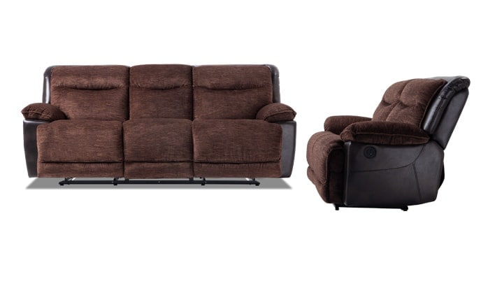 Banner Power Sofa & Loveseat