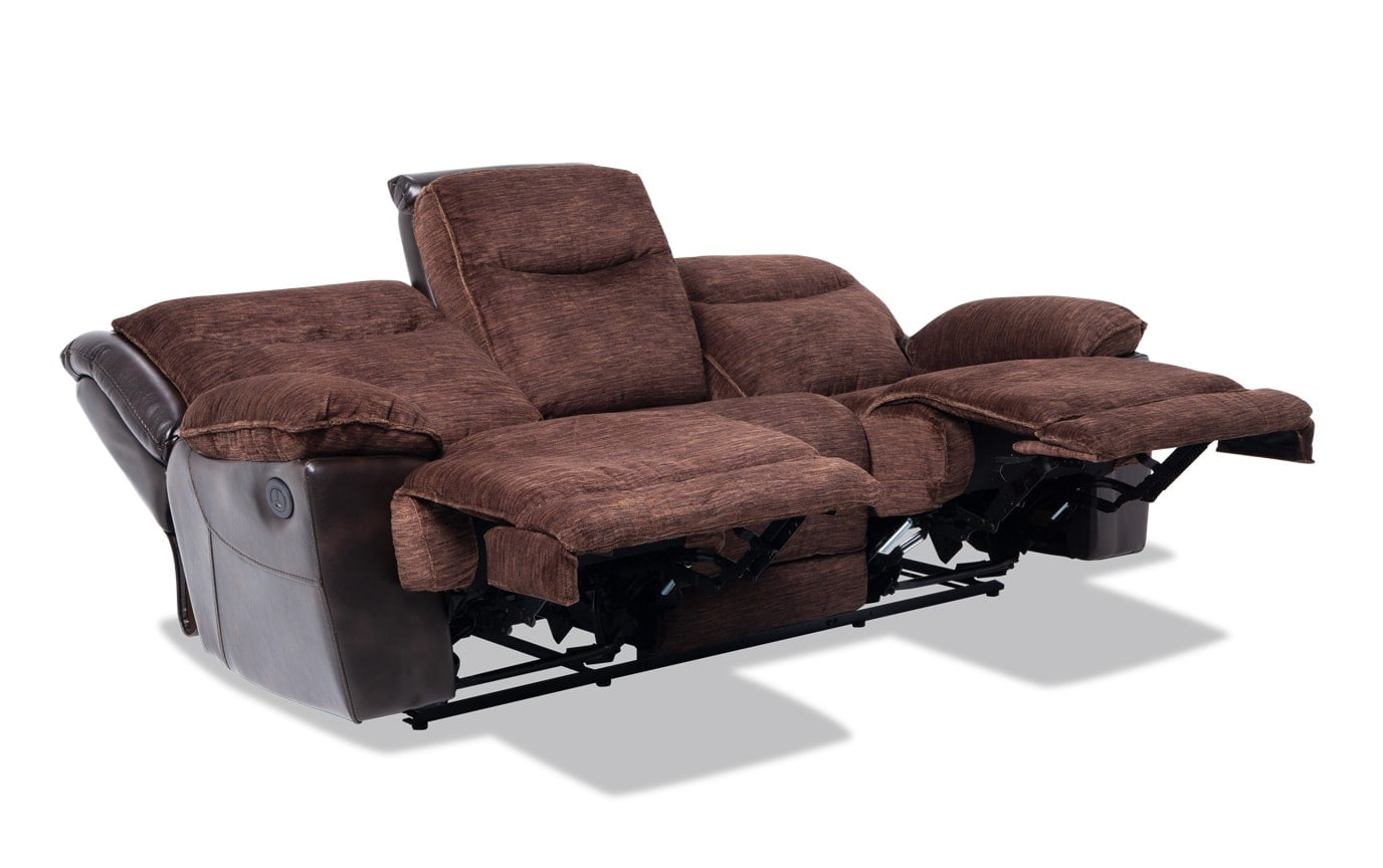 Banner Power Sofa & Recliner