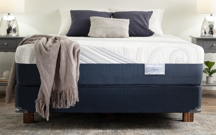 Bob-O-Pedic Refresh Mattress Set