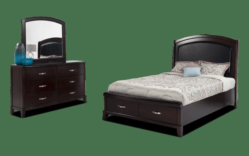 Jason Storage Bedroom Set