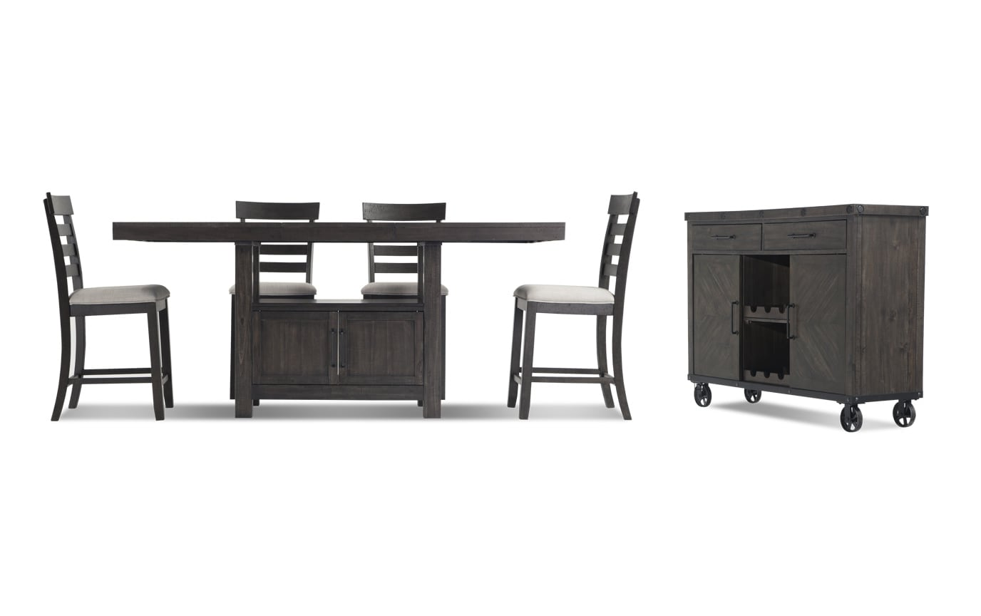 Sonoma 6 Piece Counter Set with Server
