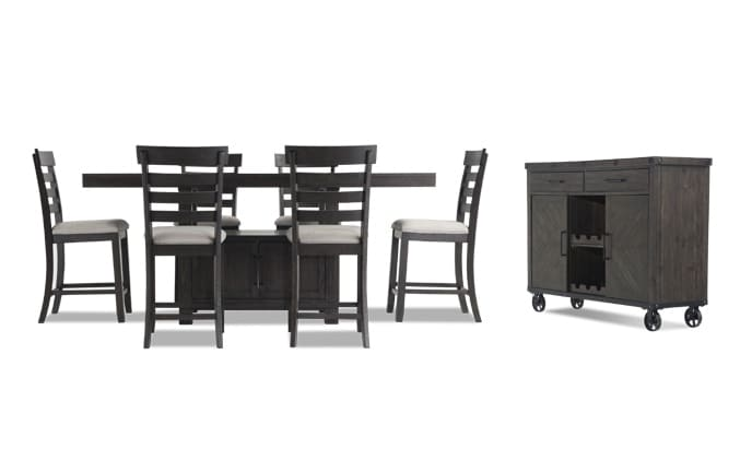 Sonoma 8 Piece Counter Set With Server