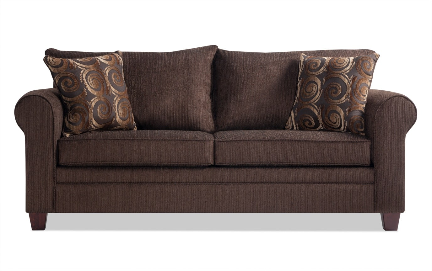Banner Chocolate Sofa