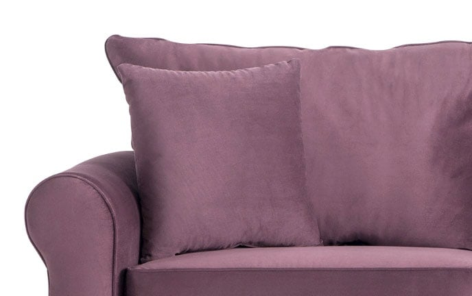 Banner Double Plum Sofa
