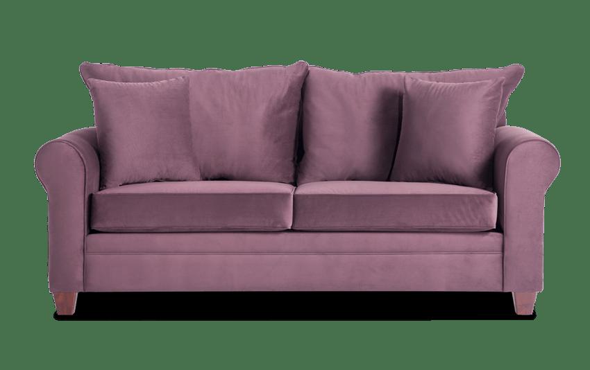 Banner Double Plum Sofa