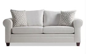 Banner Beige Stripe Sofa