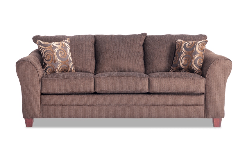 Adrina Chocolate Sofa
