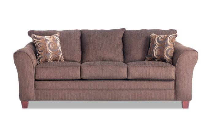 Adrina Chocolate Sofa
