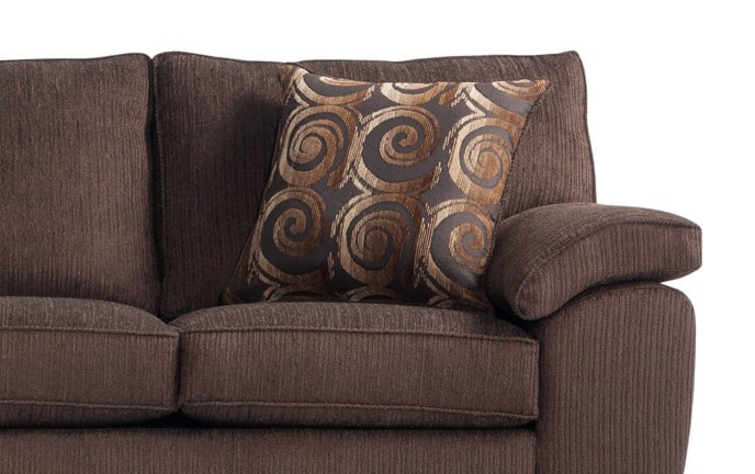 Tristan Chocolate Sofa