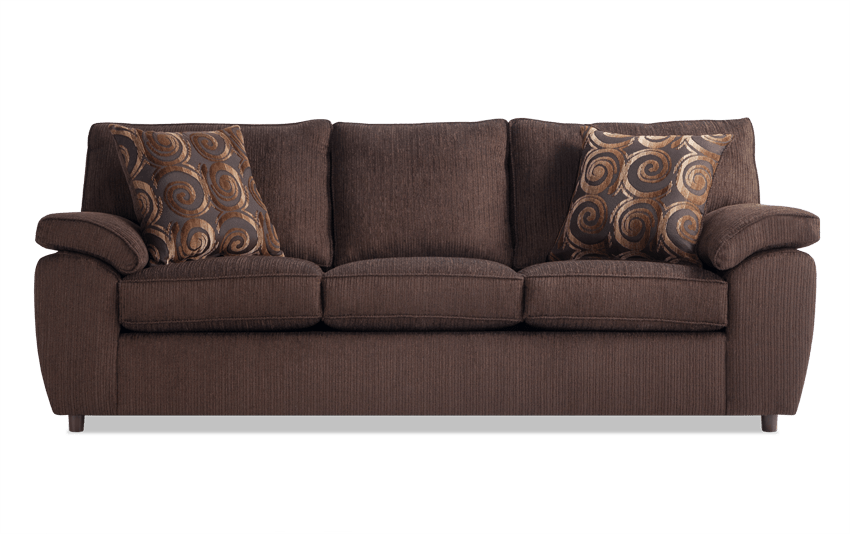Tristan Chocolate Sofa