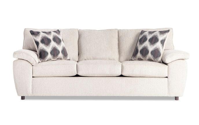 Tristan Taupe Sofa