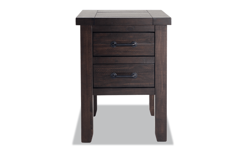 Montana Chairside Table