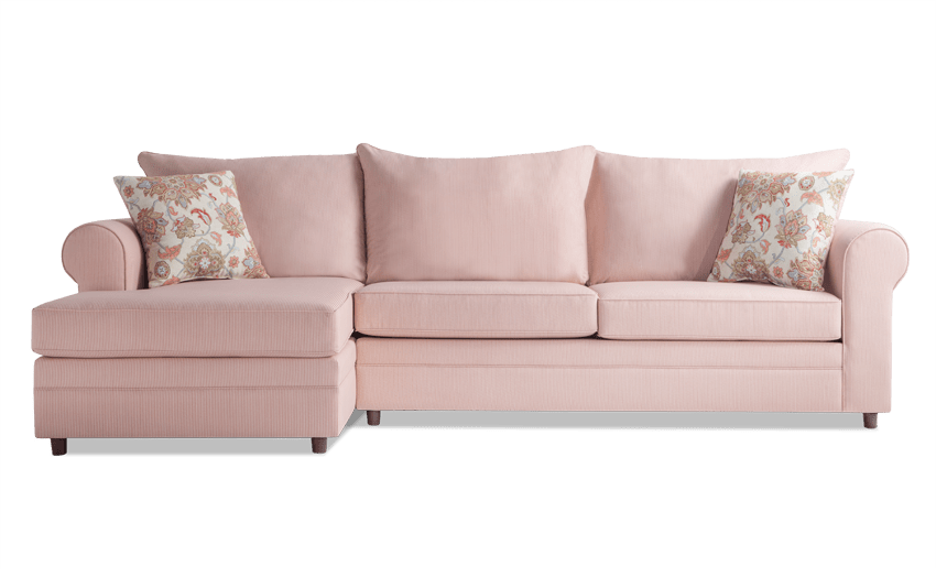 Emma Sierra Stripe Right Arm Facing Sectional