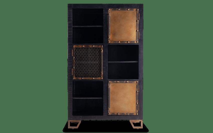 Boho Display Cabinet