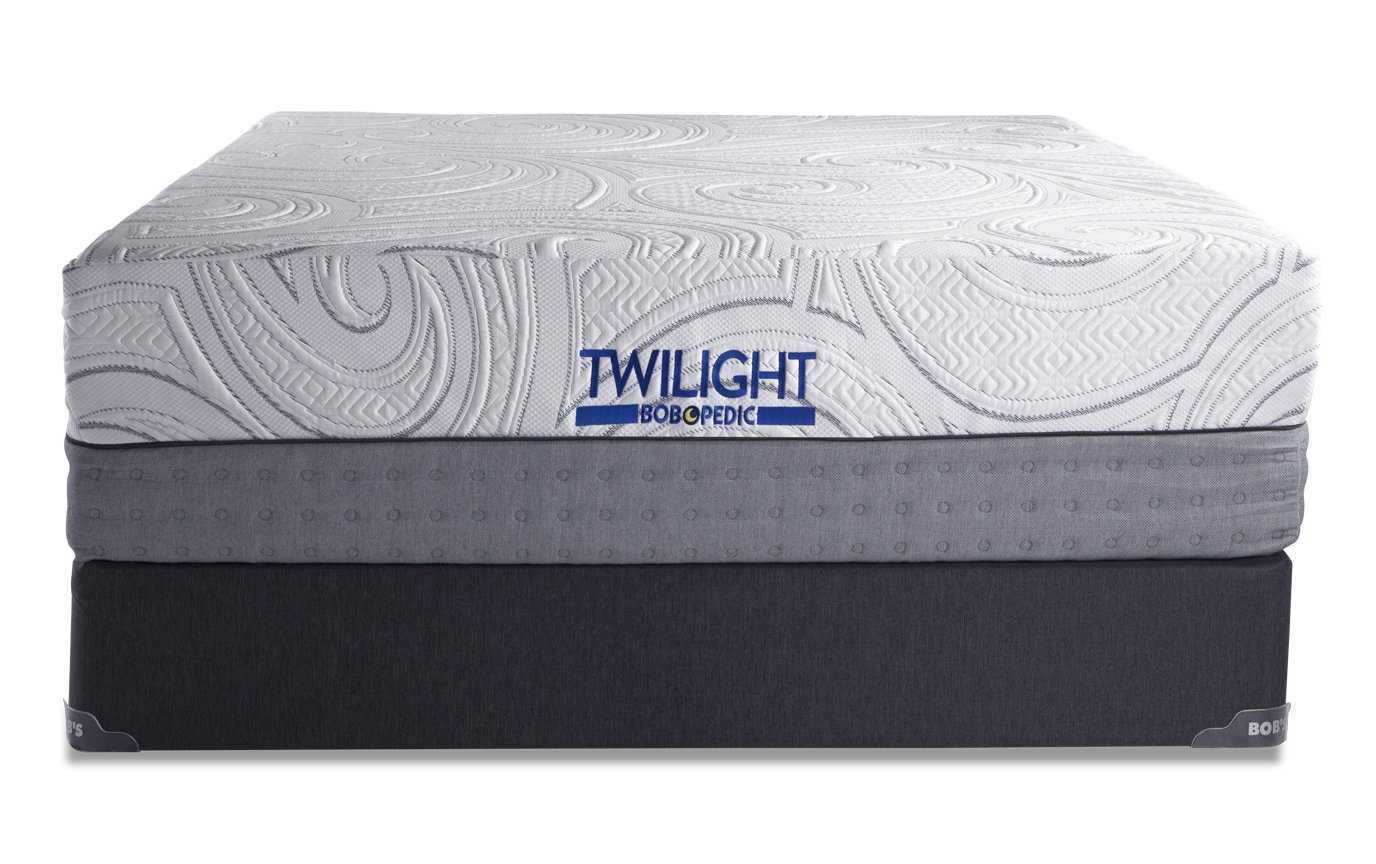 Bob O Pedic Twilight Mattress Set Bobs Com