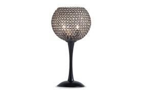 Sparkle Crystal Goblet Lamp
