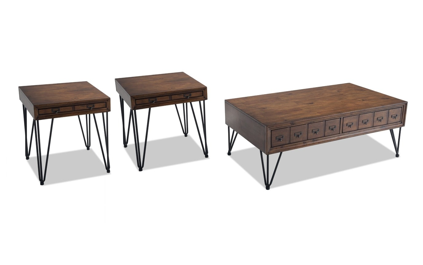 Aiden Coffee Table Set