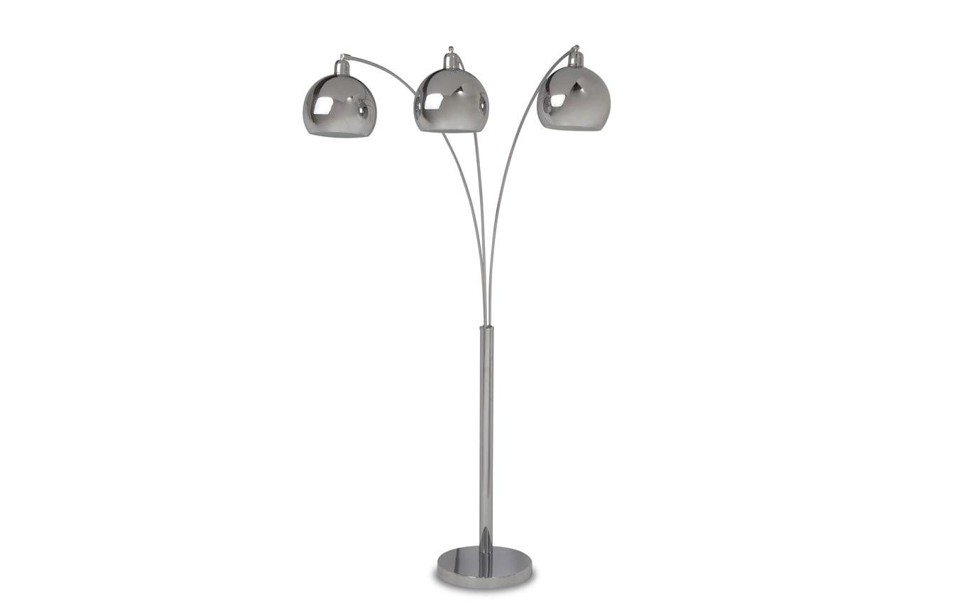 Triple Dome Floor Lamp