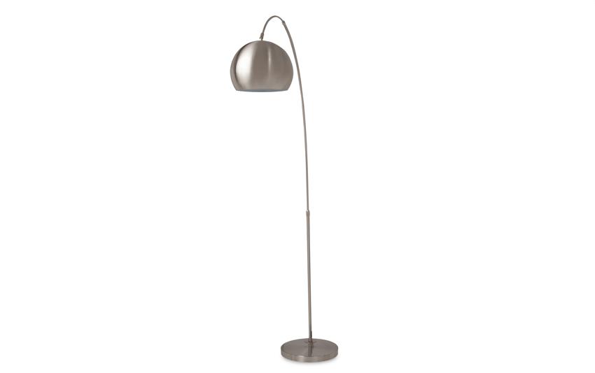 Single Dome Floor Lamp