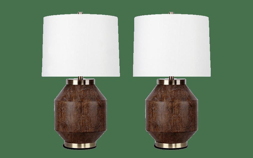 Set of 2 Ashton Lamps