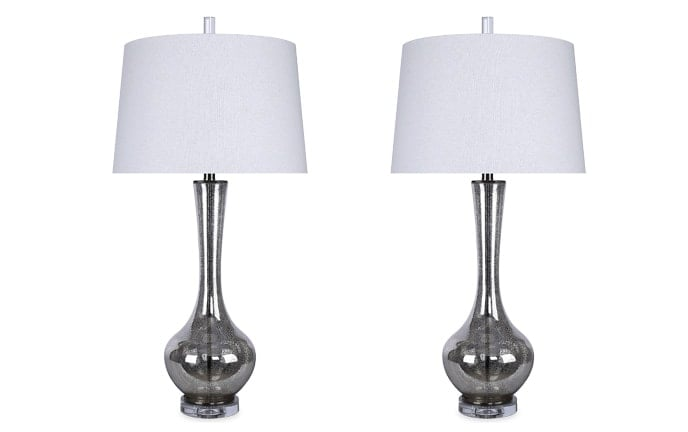 Set of 2 Camilla Lamps