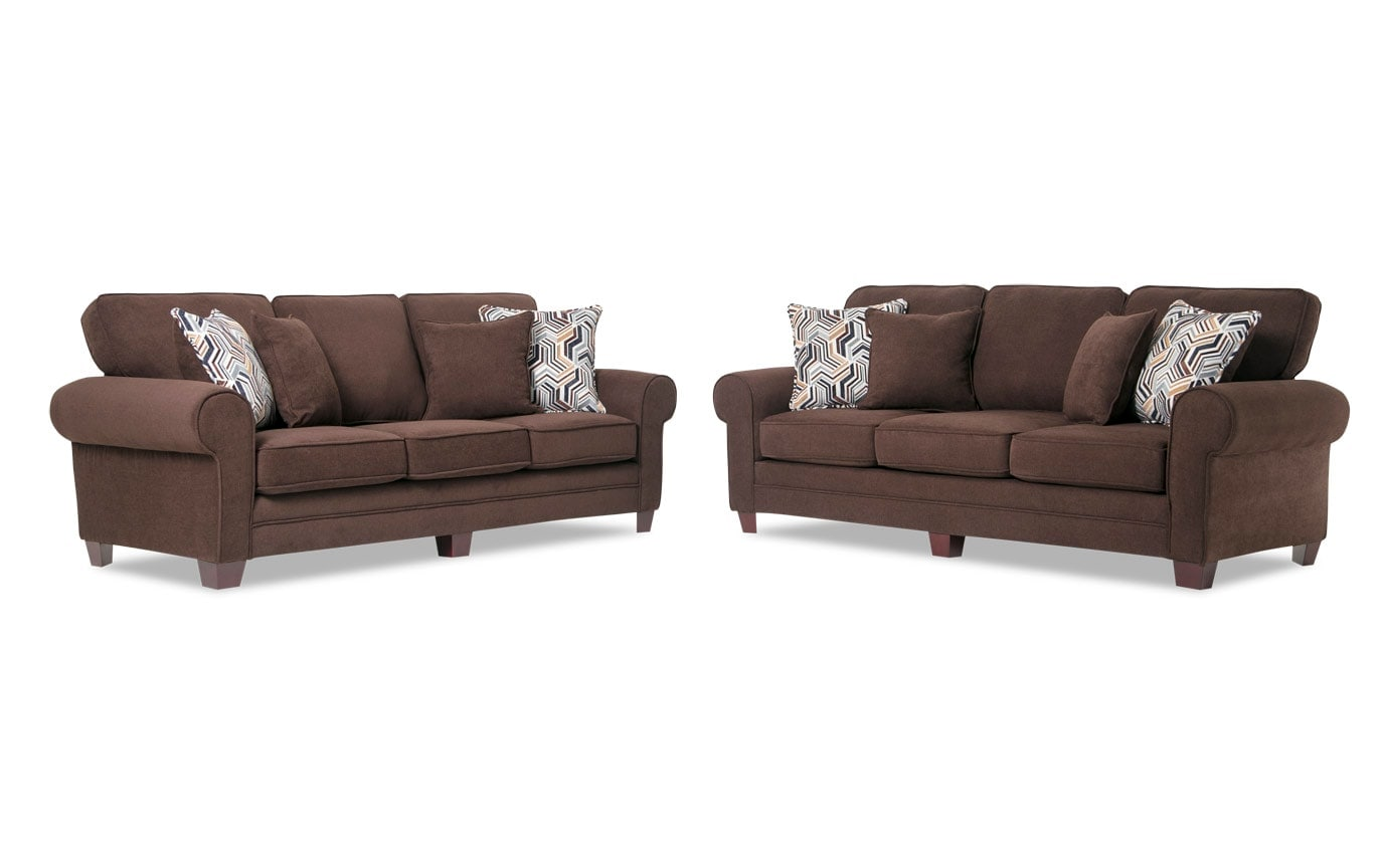 Gracie Sofa Set