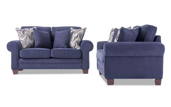 Gracie Loveseat Set