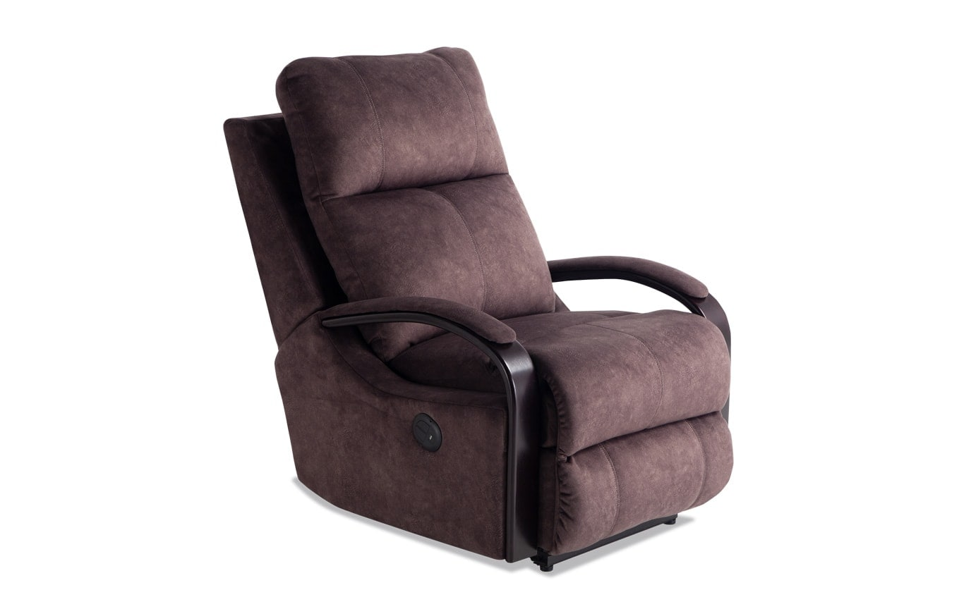 Quinn Lay-Flat Power Recliner