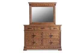 Castle Rock Dresser & Mirror