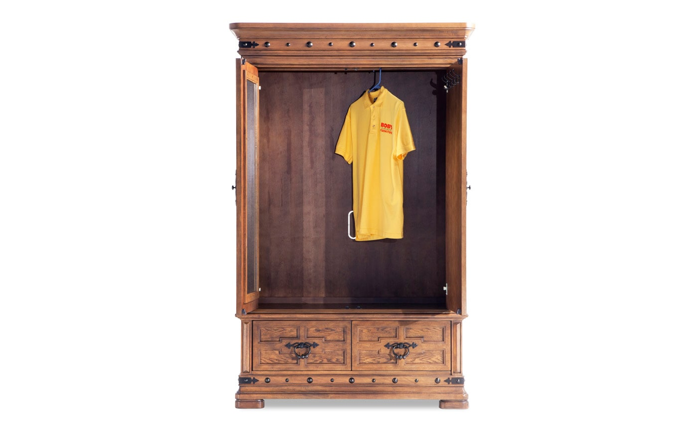 Castle Rock Armoire
