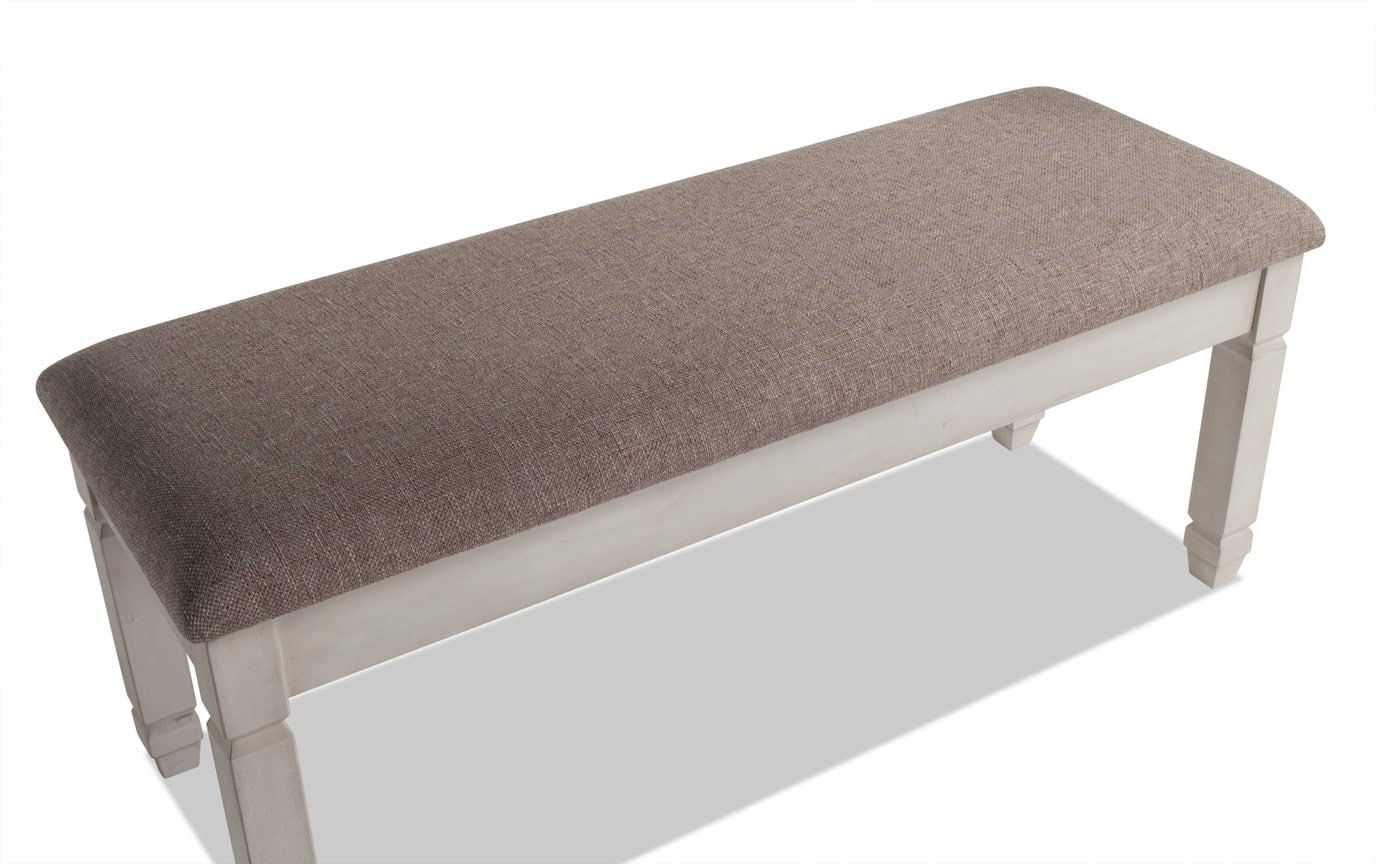 Savannah Storage Bench