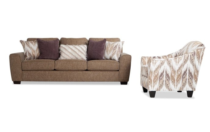 Luca Sofa & Accent Chair