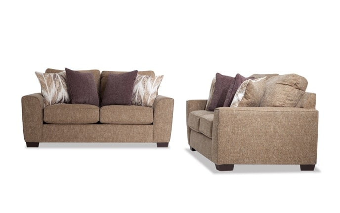 Luca Loveseat Set
