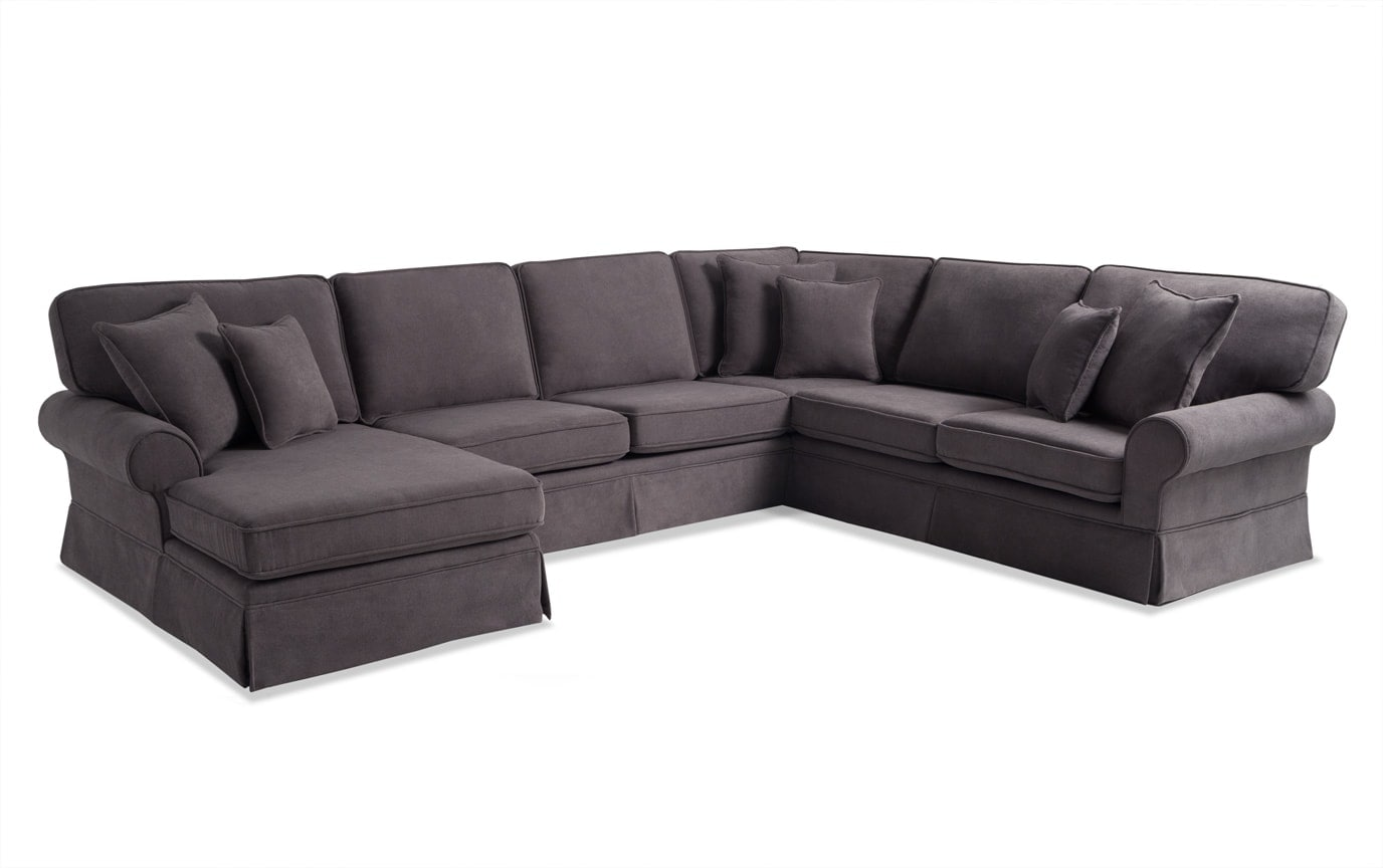 Katie 4 Piece Right Arm Sectional
