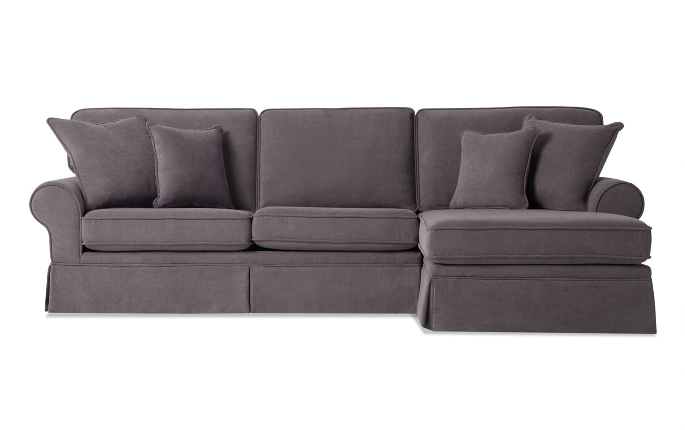Katie 2 Piece Left Arm Facing Sectional