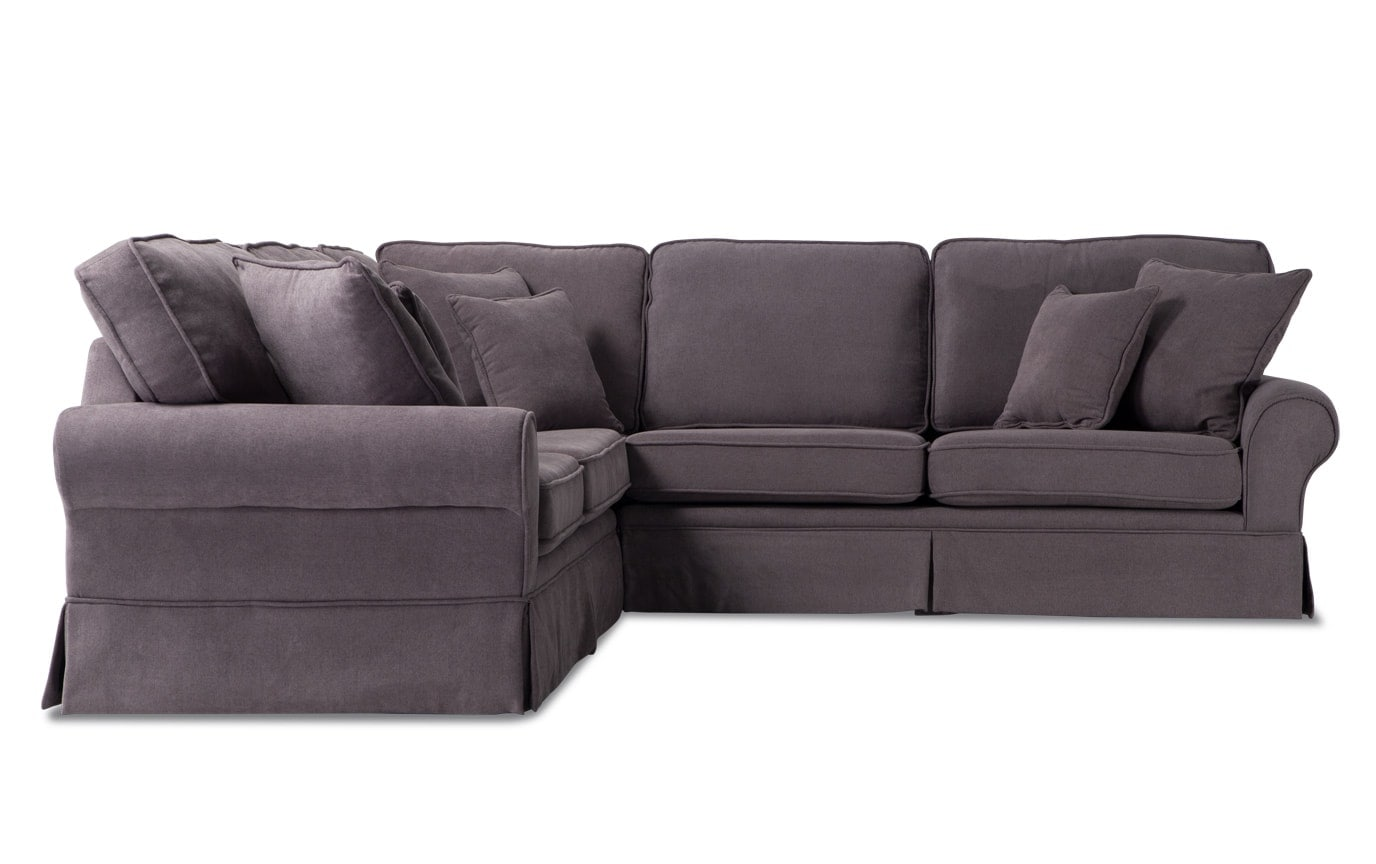 Katie 3 Piece Bob-O-Pedic Gel Sleeper Sectional