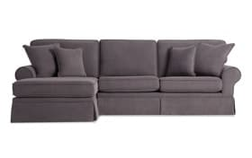 Katie 2 Piece Right Arm Facing Sectional
