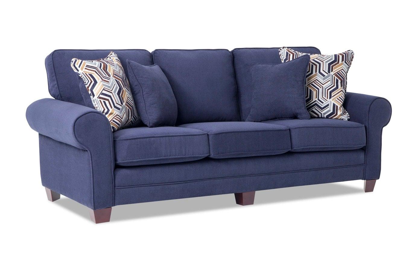 Gracie Bob-O-Pedic Gel Sleeper Sofa