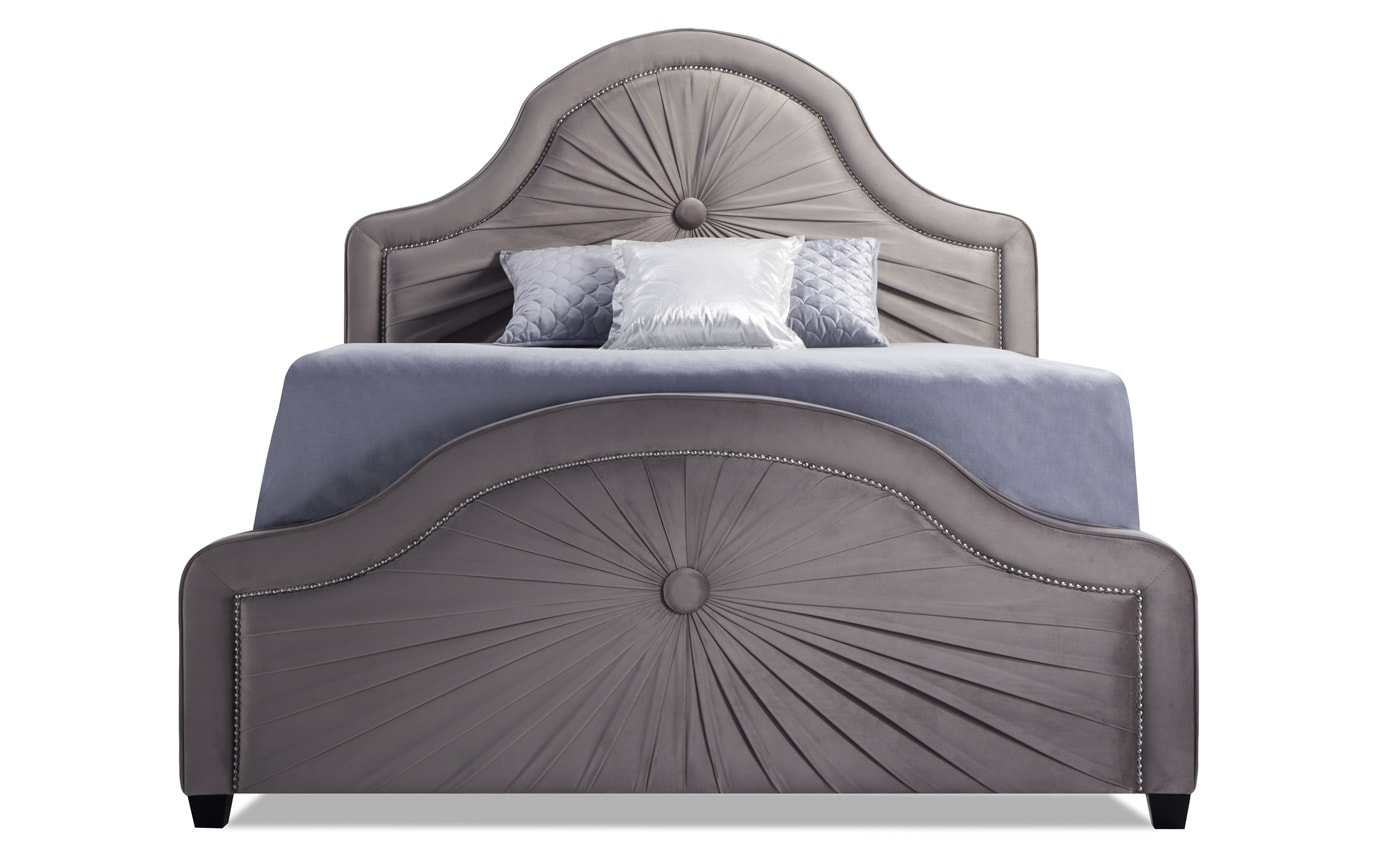 Salon Queen Bed