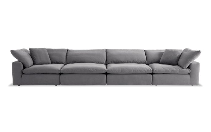 Dream Modular 4 Piece Sectional