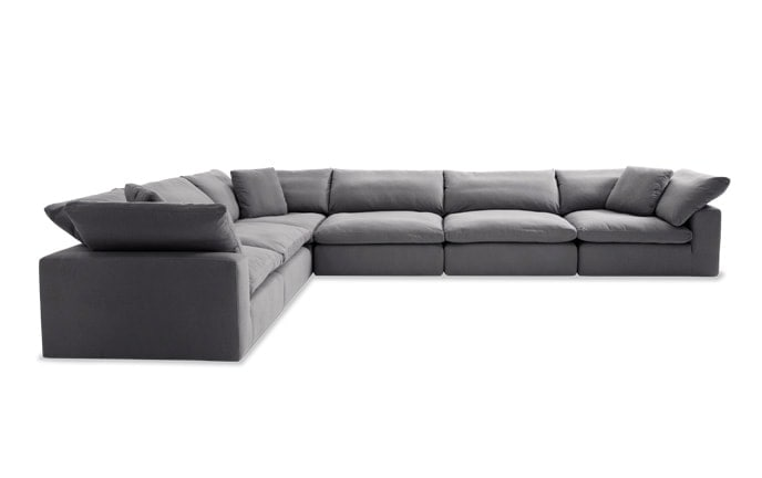 Dream Modular 6 Piece Sectional