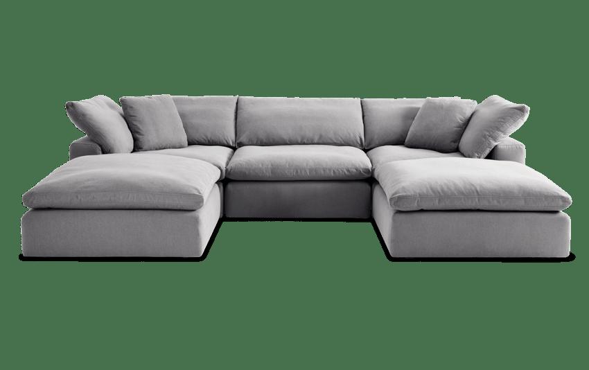 Dream Modular 5 Piece Sectional