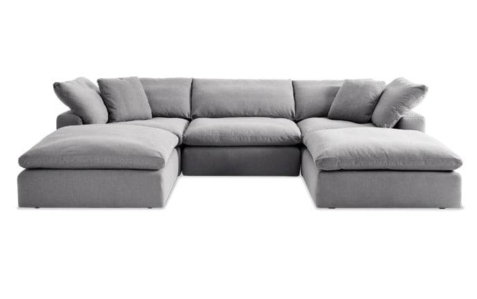 Dream Modular 5 Piece Sectional