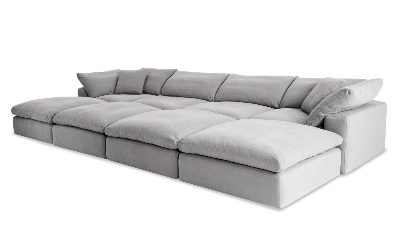 Dream Modular 8 Piece Sectional