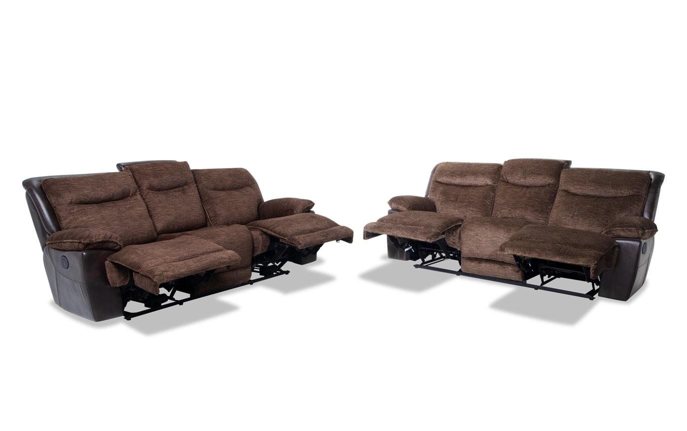 Banner Power Sofa Set