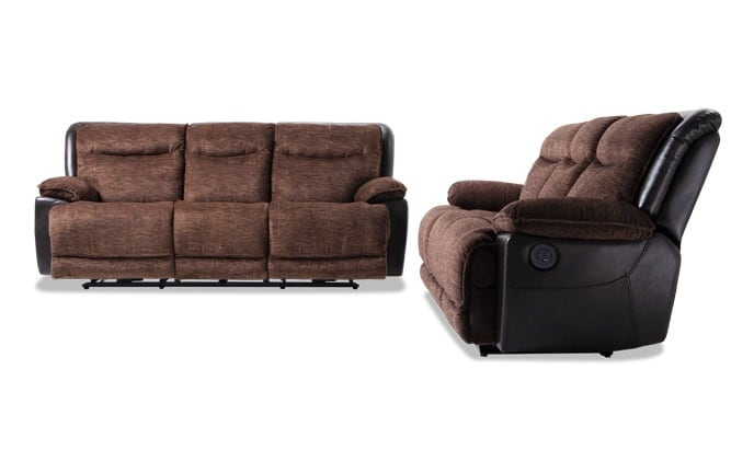 Banner Power Sofa Set